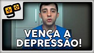 DEPRESSÃO: O QUE É/COMO VENCER - GUILHERME OSS