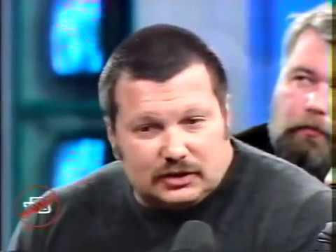 Владимир Соловьев в 2001 году о Путине