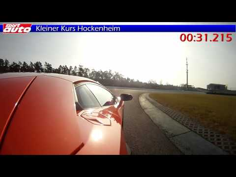 cc8186 - First HIGH SPEED Test Aventador LP 700-4 and fast lap in Hockenheim. 370 km/h (230 mph) HIGH SPEED on speedo, GPS: 354 km/h (220 mph) TOP SPEED. Launch Contr...