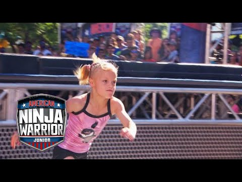 American Ninja Warrior Junior Qualifier EP 5 FULL OPENING CLIP | Universal Kids