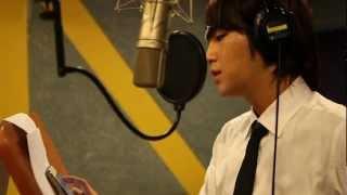 Video Jang Keun Suk recording Love Rain in Recording Room LOVE RAIN OST MP3, 3GP, MP4, WEBM, AVI, FLV Januari 2018