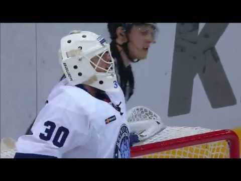 Ben Scrivens first KHL appearence marred by three easy goals