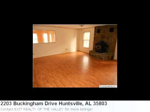 Huntsville, Al Real Estate For Sale - Mls# 804796 Is A 3 Bed