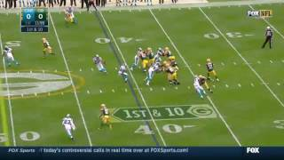 Panthers @ Packers 2014 (Week Seven)