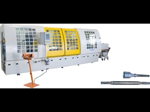 ETA Technology - Double Spindle Friction Welding Machine