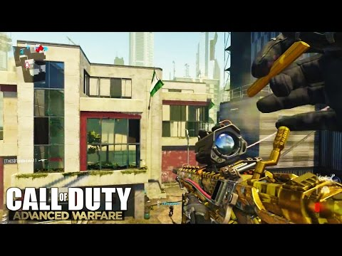 call of duty advanced warfare xbox one test