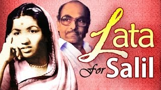 Lata Mangeshkar with Salil Chowdhury - Jukebox