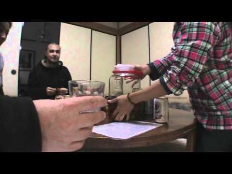 Home made Umeshu Taste test (Japanese Plum Wine) 手作り梅酒飲もう