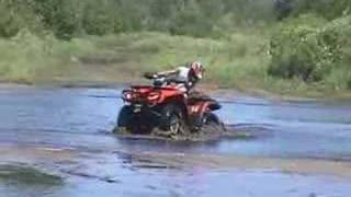 5. '07 Can-Am Outlander 650-XT's