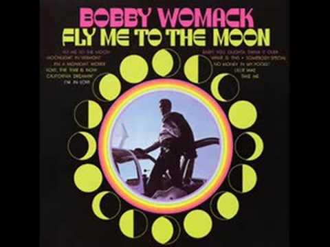 Tekst piosenki Bobby Womack - California dreamin po polsku