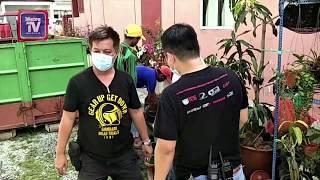 Video 'Rumah sampah' sudah bersih MP3, 3GP, MP4, WEBM, AVI, FLV Januari 2018