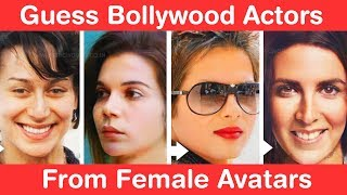 Video Guess Bollywood Actors from Female Avatars! Ultimate Stree Challenge MP3, 3GP, MP4, WEBM, AVI, FLV Oktober 2018