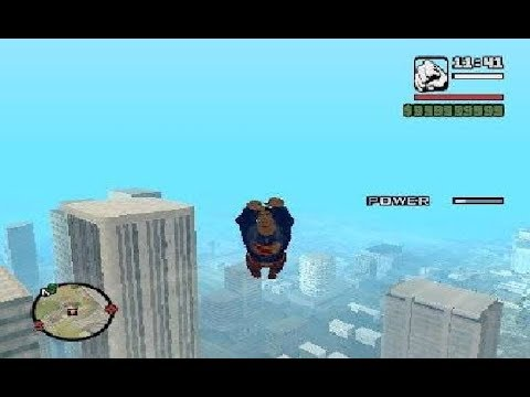 HOW TO DOWNLOAD INSTALL GTA SANANDREAS SUPERMAN MOD WORKING |Hindi|