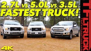 Video Can a V8 Still Compete in a Turbocharged World? We Tune & Drag Race Three Trucks To Find Out! MP3, 3GP, MP4, WEBM, AVI, FLV Juni 2019