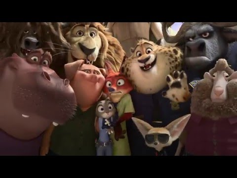 Zootopia (TV Spot 'Meet the Cast')