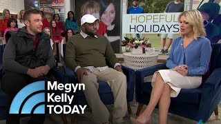Video Innocent Man And Cop Who Unjustly Jailed Him Are Now Friends | Megyn Kelly TODAY MP3, 3GP, MP4, WEBM, AVI, FLV Oktober 2018