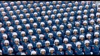 لن تصدق ماستراه - استعراض الجيش الصيني -
