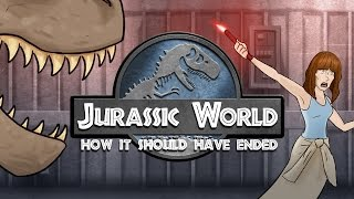 Download Youtube: How Jurassic World Should Have Ended