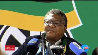 Johannesburg, 15 July 2017 - ANC stalwart Trevor Fowler condemned the party's call for its parliamentary members to support the President during the motion of no confidence. He was delivering the message on behalf of over 100 ANC stalwarts to the SACP's congress in Boksburg.