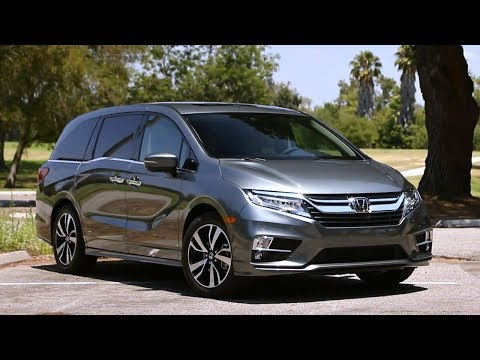 2018 Honda Odyssey - Review and Road Test