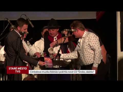 TVS: Staré Město - Křest CD CM Bálešáci