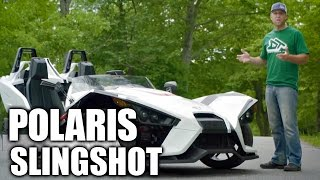 4. TEST RIDE: Polaris Slingshot SL LE
