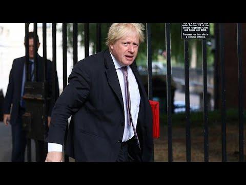 Βρετανία: Παραιτήθηκε ο ΥΠΕΞ Μπόρις Τζόνσον