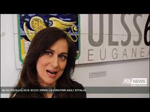 18/01/2020 | ULSS 6: ECCO I PRIMI 'LAVORATORI AGILI' D'ITALIA