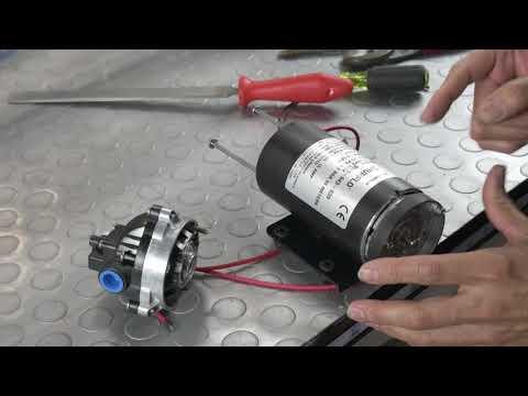 Cape Horn Extreme 330 Feed Pump Module B Reorientation