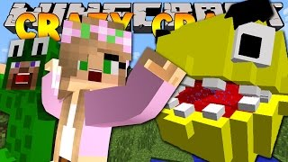 Minecraft Crazy Craft 3.0 : PACMAN ATTACKS! #1