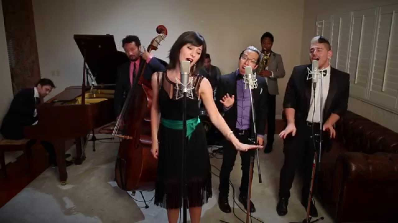 Hey Ya! – Vintage '60s Soul Outkast Cover ft. Sara Niemietz