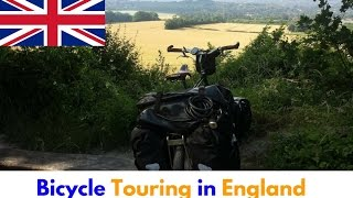 This bicycle touring in England video actually starts off over in Dunkirk, France, and follows my short cycle onto the ferry. I've also included footage of the ferry crossing, as it might be helpful for other people planning bike tours. From Dover, it then took me 3 days to cycle back to Northampton. The full length song was written over 20 years ago, and features me on the bass!