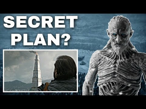Why Did The White Walkers Allow Certain Characters To Live? - Game of Thrones Season 8 (End Game)