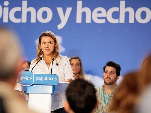Cospedal : Madrid 2020 es la mejor candidatura