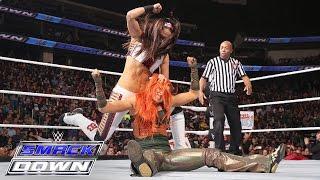 Nonton Becky Lynch Vs  Brie Bella  Smackdown  December 17  2015 Film Subtitle Indonesia Streaming Movie Download