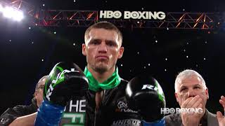 HBO Boxing Insider Kieran goes one on one with Joe Smith Jr. BOXING AFTER DARK: Berchelt vs. Miura  happens SATURDAY, JULY 15 live on HBO at 9:50 p.m. ET/PT.