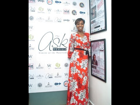 The Ask Series with Lamide Akintobi - Highlights