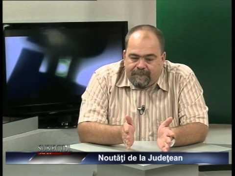 """Emisiunea """"Subiectul zilei"""" – dr. Ion Alexandru Băloi – 16 septembrie 2014"""