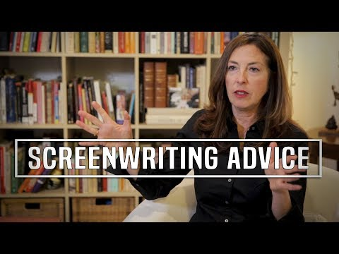 Advice To 22 Year Old Screenwriters - Wendy Kram