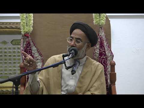 1441 AH – Rabi ul Awwal – 10 – Shab – Majlis
