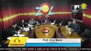 Prof. Cruz Maria aclara su situación que trabaja en el ayuntamiento y en el ministerio de educació