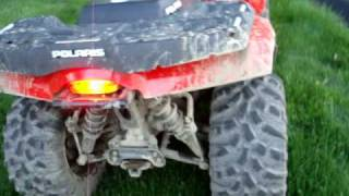 4. 2008 Polaris Sportsman 400 H.O.