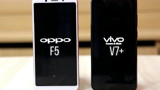 Video Oppo F5 Vs Vivo V7+ Comparision !! Speed Comparision !! Benchmark Test !! HINDI MP3, 3GP, MP4, WEBM, AVI, FLV November 2017