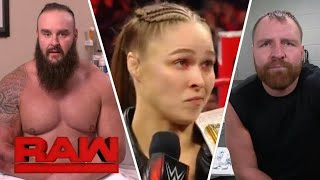 Nonton Wwe Raw 22 October 2018 Roman Reigns Attack Brock Lesnar Hd Film Subtitle Indonesia Streaming Movie Download