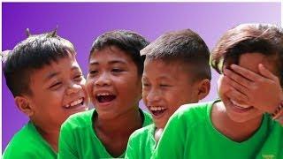 Anak Indonesia ditanya soal cinta dan lain lain