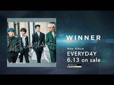 WINNER - 'EVERYD4Y -KR EDITION-' Trailer