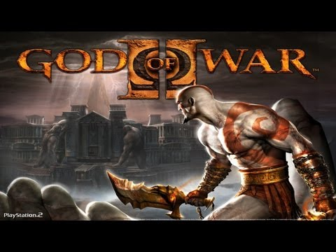 god of war playstation 2 youtube