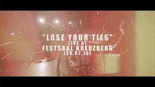 The Trouble Notes -  Lose Your Ties (live at Festsaal Kreuzberg, Berlin)