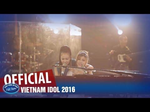 VIETNAM IDOL 2016 - GALA CHUNG KẾT & TRAO GIẢI - GOODBYE - THU MINH FT TRANG PHÁP - Thời lượng: 5 phút, 17 giây.