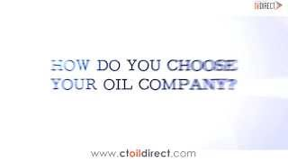 How Do You Choose Your Oil Company?